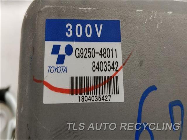 2008 Lexus Rx 400 Hybrid Inverter  POWER STEERING CONVERTER