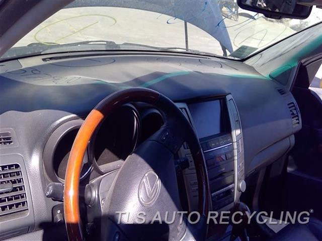 2008 Lexus Rx 400 Dash Board  BLK,W/O PREMIUM AUDIO SYSTEM