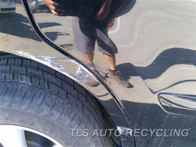 2008 Lexus Rx 400 Door Assembly, Front Side SCUFFS AND DENT FRONT SECTION 6D1,6S1,RH,BLK