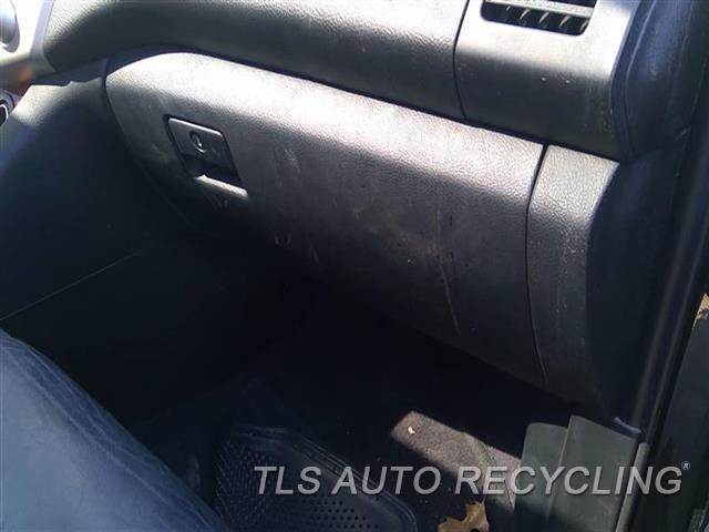 2008 Lexus Rx 400 Glove Box  BLK