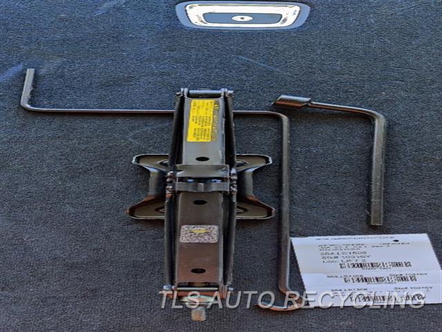 2008 Lexus Rx 400 Jack  JACK AND TOOLS