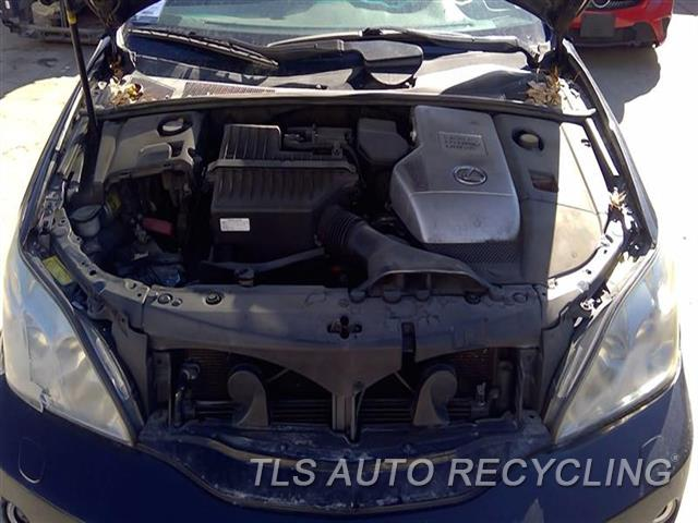 2008 Lexus Rx 400 Radiator Core Supp  CORE SUPPORT W/ LH&RH RAIL/APRON