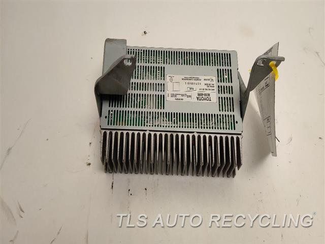 2008 Lexus Rx 400 Radio Audio / Amp  AMPLIFIER W/O PREMIUM AUDIO SYSTEM