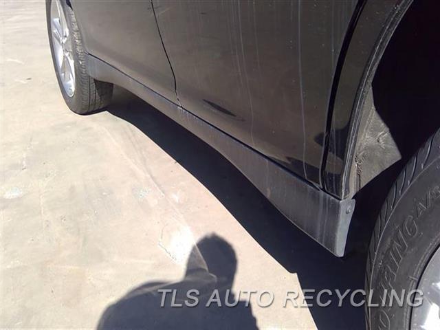 2008 Lexus Rx 400 Rocker Pnl Moulding  LH,BLK,TEXTURED,HYBRID