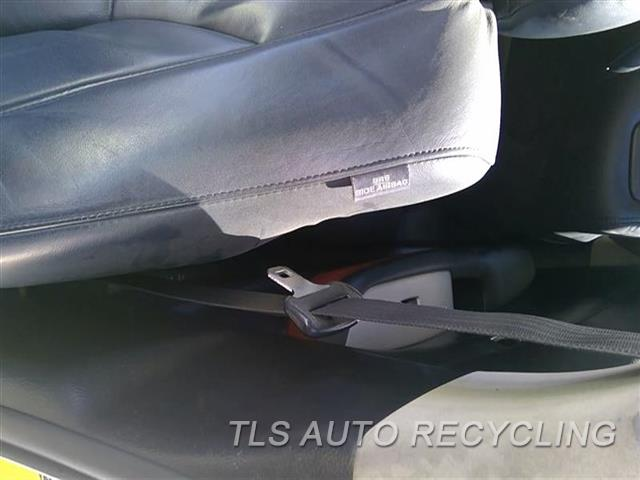 2008 Lexus Rx 400 Seat Belt Front  BLK,(BUCKET), DRIVER, RETRACTOR