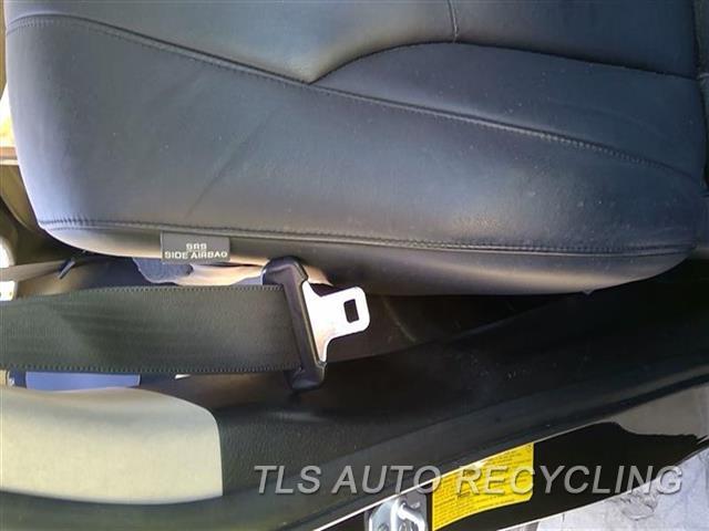 2008 Lexus Rx 400 Seat Belt Front  BLK,(BUCKET), PASSENGER, RETRACTOR