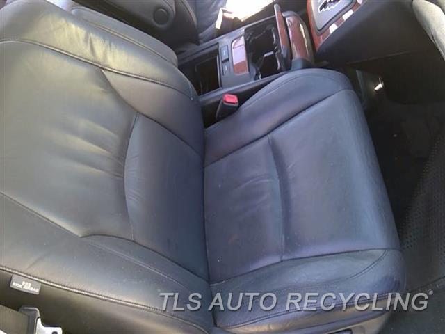 2008 Lexus Rx 400 Seat, Front  RH,BLK,LEA