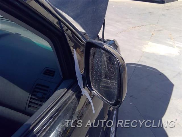 2008 Lexus Rx 400 Side View Mirror  RH,BLK,POWER, R., W/O MEMORY