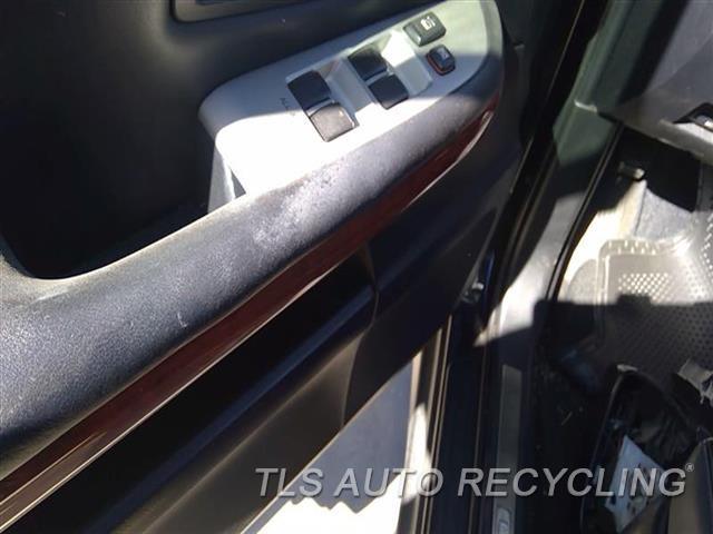 2008 Lexus Rx 400 Trim Panel, Fr Dr WEAR LH,BLK,LEA,WOOD