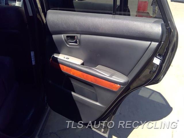 2008 Lexus Rx 400 Trim Panel, Rr Dr  RH,BLK,LEA,WOOD