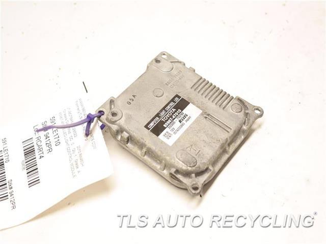 2010 Lexus Rx 450h Chassis Cont Mod  85967-47010 LED LIGHT CONTROL MODULE