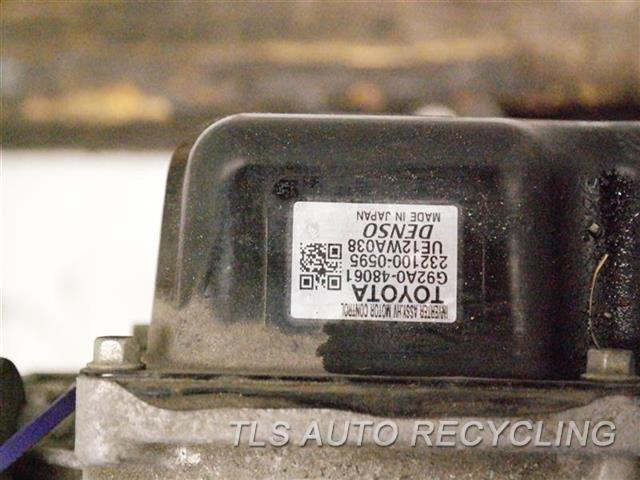 2010 Lexus Rx 450h Hybrid Inverter G92A0-48061 INVERTER WITH CONVERTER, AWD