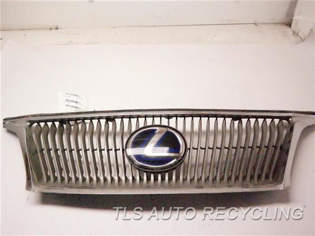 2010 Lexus Rx 450h Grille rock chips  GRAY,UPPER, W/O PRE-CRASH SYSTEM
