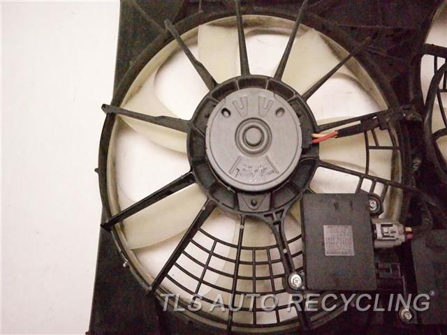 2010 Lexus Rx 450h Rad Cond Fan Assy  FAN ASSEMBLY