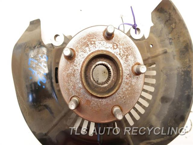 2010 Lexus Rx 450h Spindle Knuckle, Fr MINOR RUST LH. KNUCKLE W/HUB