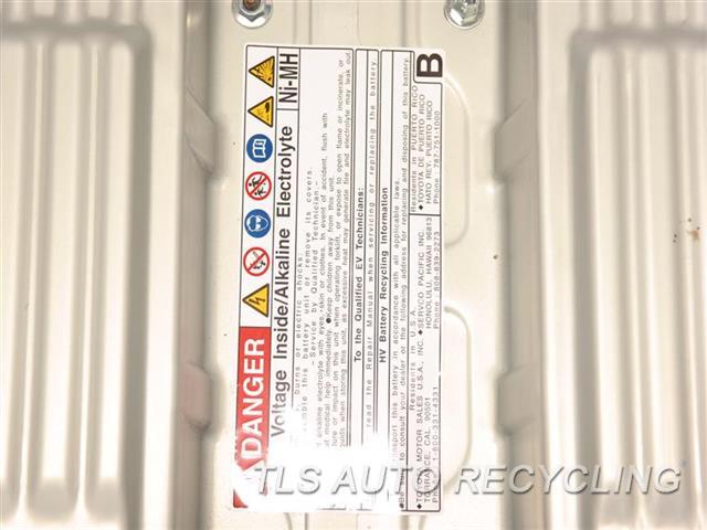 2011 Lexus Rx 450h Battery  HYBRID BATTERY G9280-48040