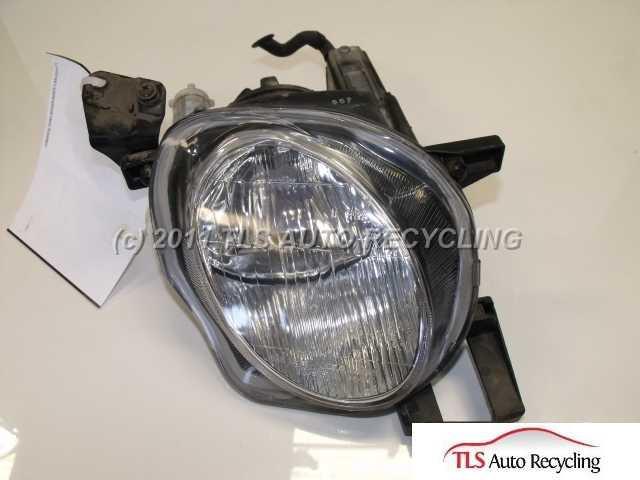 1997 Lexus Sc 300 Headlamp Assembly  PASSENGER INNER HEADLAMP 81110-24090