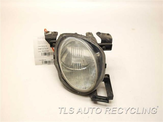 1992 Lexus Sc 400 Headlamp Assembly 81110-24050 PASSENGER INNER HEADLAMP