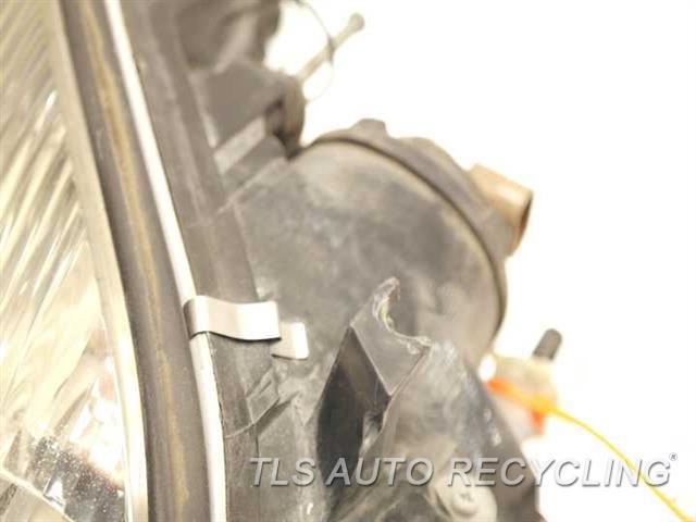 1995 Lexus Sc 400 Headlamp Assembly 81110-24090 DAMAGE TAB PASSENGER INNER HEADLAMP