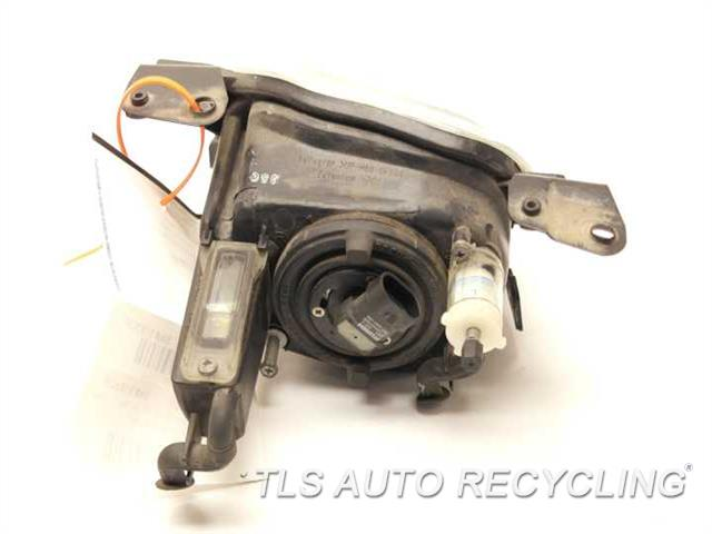 1995 Lexus Sc 400 Headlamp Assembly 81110-24090 DAMAGE TAB PASSENGER INNER HEADLAMP