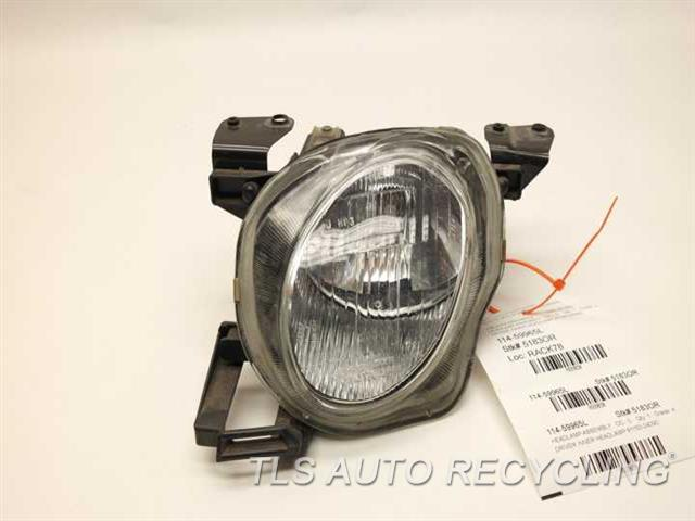 1995 Lexus Sc 400 Headlamp Assembly  DRIVER INNER HEADLAMP 81150-24090