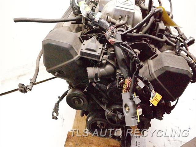 1997 Lexus Sc 400 Engine Assembly  ENGINE ASSEMBLY 1 YEAR WARRANTY