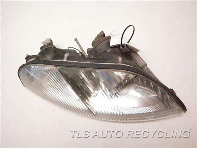1997 Lexus Sc 400 Headlamp Assembly  RH,OUTER, HALOGEN HEADLAMP