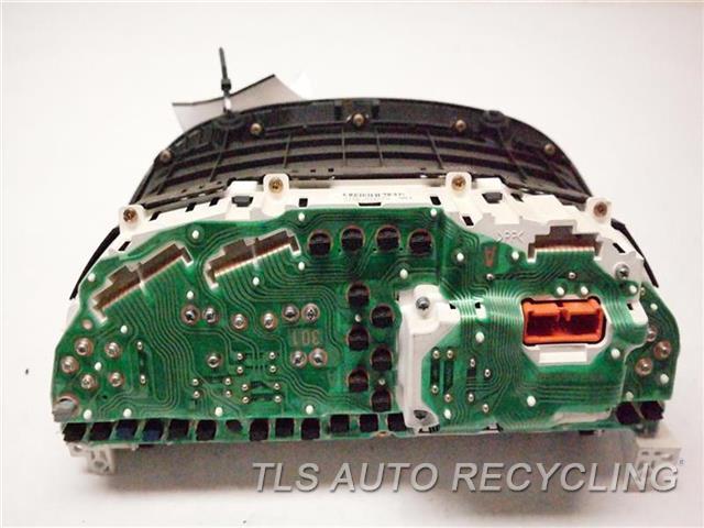 1997 Lexus Sc 400 Speedo Head/cluster 83800-24010 (SPEEDOMETER-TACHOMETER FACE PLATE)