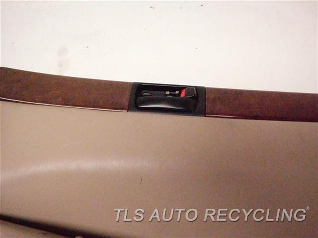 1997 Lexus Sc 400 Trim Panel, Fr Dr LEATHER RIPPED RH. TAN,LEA, DOOR PANEL