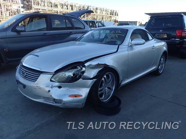parting out 2002 lexus sc 430 stock 5223rd tls auto. Black Bedroom Furniture Sets. Home Design Ideas