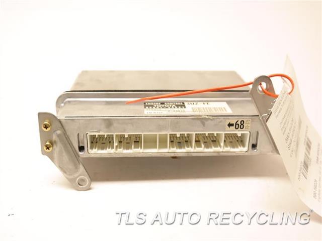 2002 Lexus Sc 430 Eng/motor Cont Mod  89661-24621 ENGINE CONTROL COMPUTER