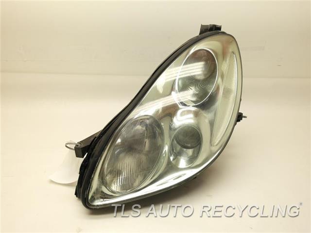 Lexus Headlamp Assembly : Lexus sc headlamp assembly upper lower damage
