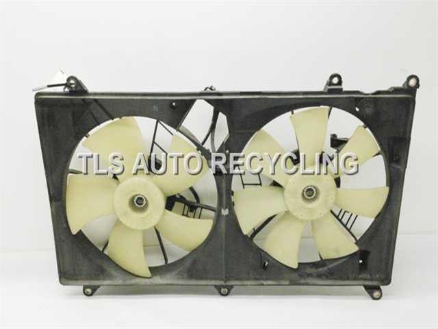 2002 Lexus Sc 430 Rad Cond Fan Assy 16363-50050 16363-50060 RADIATOR FAN ASSY 16711-50160