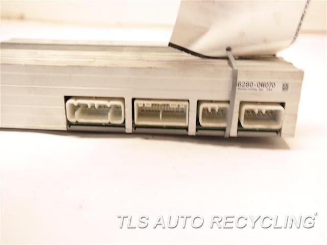 2002 Lexus Sc 430 Radio Audio / Amp  MARK LEVINSON AMPLIFIER 86280-0W070
