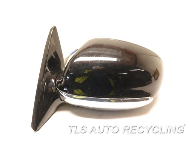 2002 Lexus Sc 430 Side View Mirror MINOR SCUFF ON THE BACK LH,BLK,PM,POWER, L.