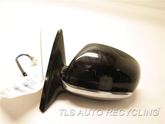 2005 Lexus Sc 430 Side View Mirror 87906-24100  BLACK DRIVER SIDE VIEW MIRROR