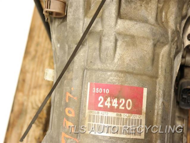 2005 Lexus Sc 430 Transmission  AUTOMATIC TRANSMISSION 1 YR WARRANTY