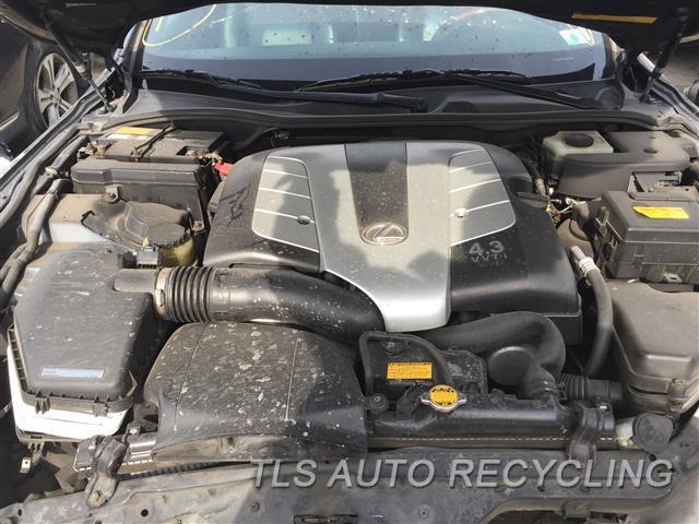 2006 Lexus SC 430 Parts Stock# 9049GR