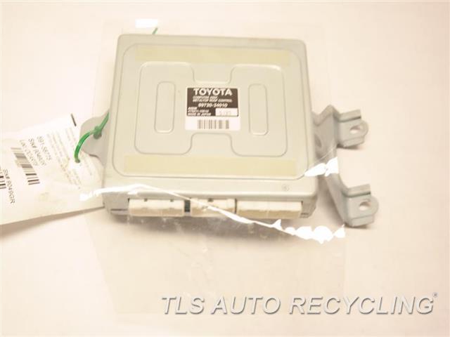 2006 Lexus Sc 430 Chassis Cont Mod  89720-24010 SLIDING ROOF CONTROL