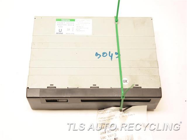 2006 Lexus Sc 430 Navigation Gps Screen  PLAYER  86841-50090