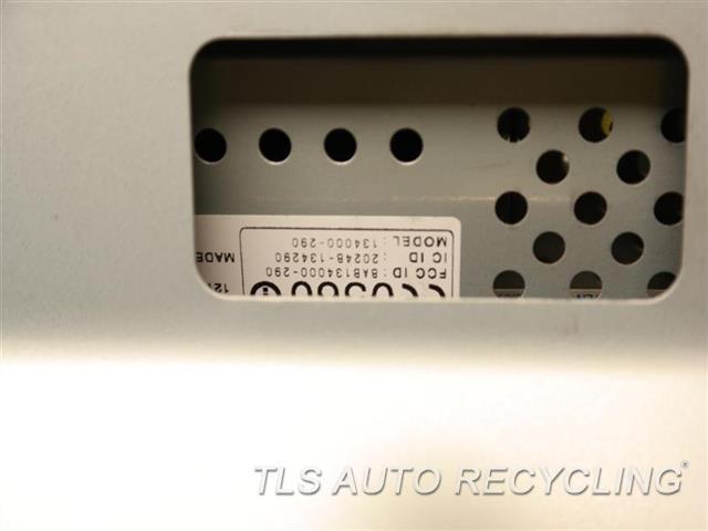 2006 Lexus Sc 430 Navigation Gps Screen  DISPLAY SCREEN 86111-24140