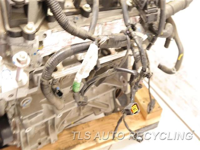 2016 Mazda Mazda 3 Engine Assembly  2.0 MT FWD