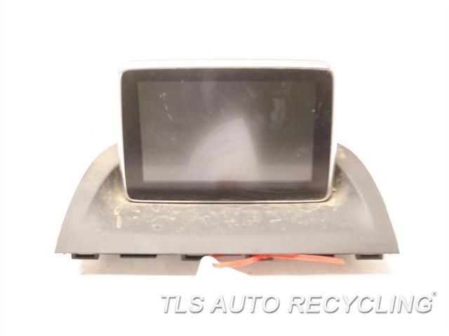 2016 Mazda Mazda 3 Navigation Gps Screen  DISPLAY SCREEN 7' BHP1611J0D