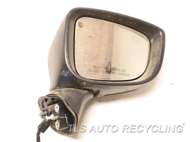 2016 Mazda Mazda 3 Side View Mirror MINOR SCRATCH GRAY,PM,RH SIDE VIEW MIRROR