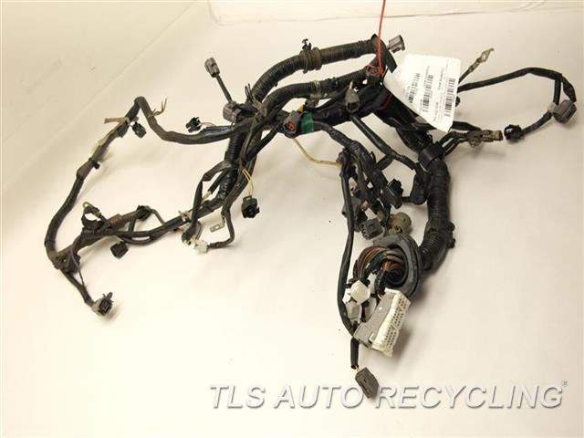 2006 mazda rx8 engine wire harness - f15467070g - used - a ... dodge d350 wiring harness rx8 wiring harness