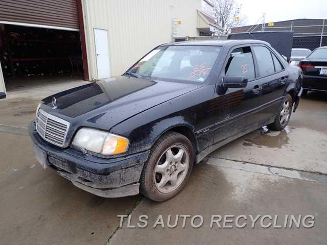 2000 Mercedes C230 Parts Stock# 5260BL
