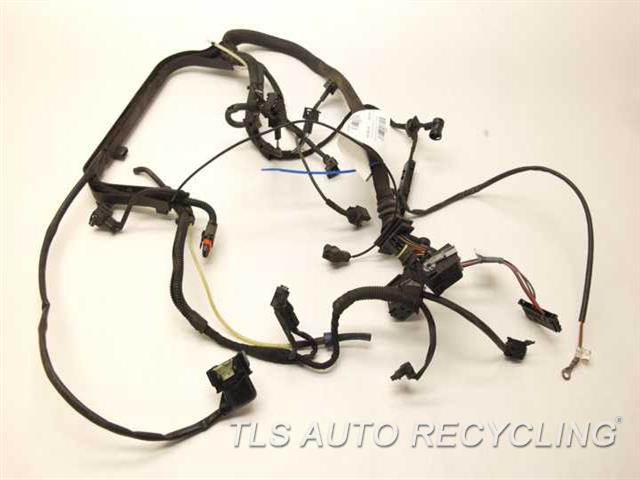 2000 mercedes c230 engine wire harness 2024402709 used a grade
