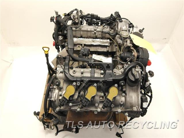 2006 Mercedes C230 Engine Assembly - Engine Long Block 1 Year Warranty - Used