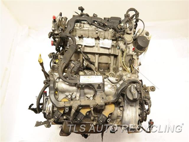 2007 Mercedes C230 engine assembly - ENGINE LONG BLOCK 1
