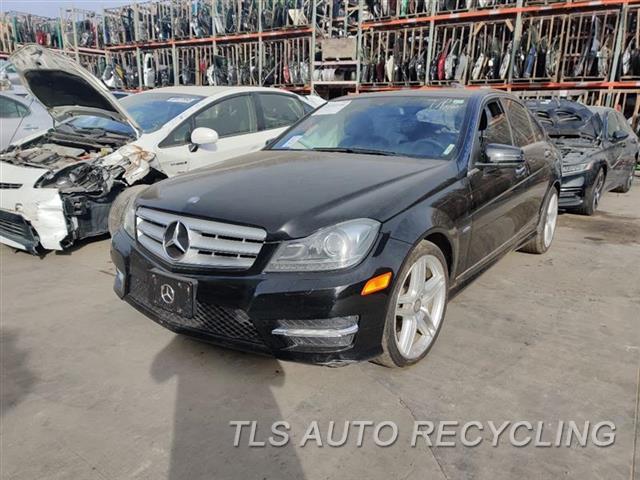 2012 Mercedes C250 Parts Stock# 10050Y